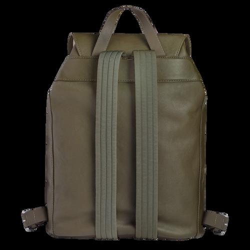 Longchamp 3D Backpack M, Khaki