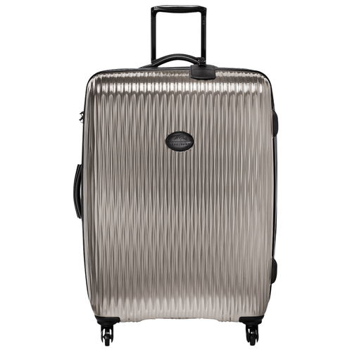 View 1 of Wheeled suitcase, Grey, hi-res