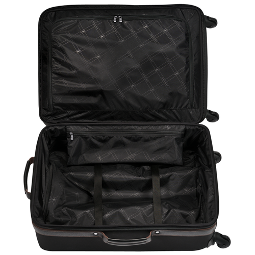 View 3 of Wheeled suitcase M, 001 Black, hi-res