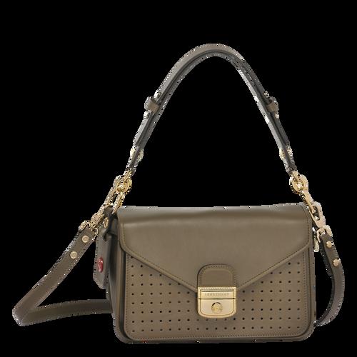 Hobo bag, 292 Khaki, hi-res