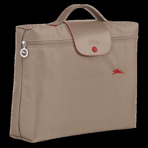 Briefcase, Brown, hi-res - View 3 of 4