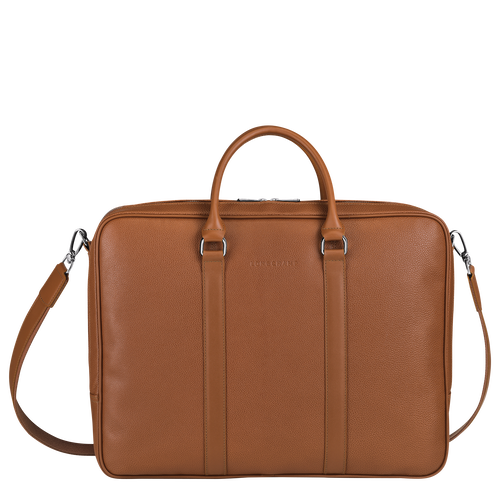 Briefcase L, Caramel - View 1 of  3 -