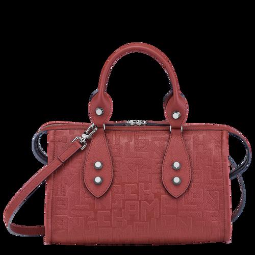 Top handle bag, Sienna, hi-res - View 1 of 3