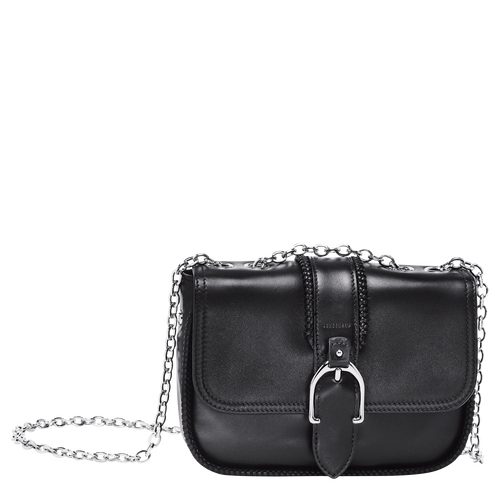 Shoulder Bag XS, 001 Black, hi-res
