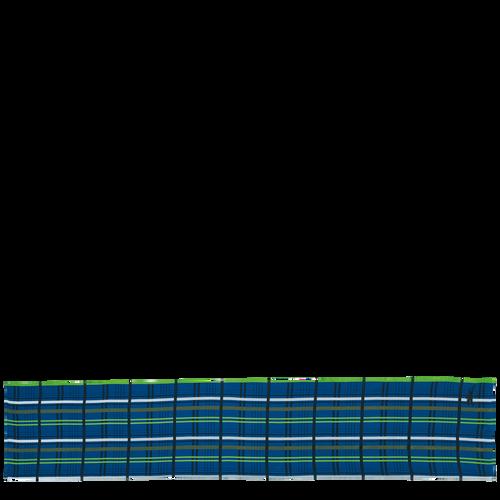 Herrenschal, Blau - Ansicht 1 von 1 -