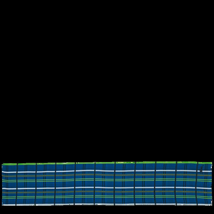 Herrenschal, Blau - Ansicht 1 von 1 - Zoom vergrößern