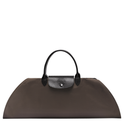 Top-handle bag S, E56 Taupe/Black, hi-res
