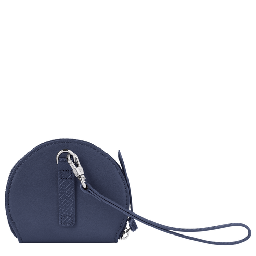 Coin purse, Navy - View 3 of  3 -