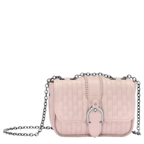 View 1 of Shoulder Bag XS, 550 Pale Pink, hi-res