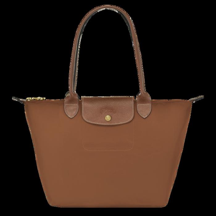 Le Pliage 原創系列 肩揹袋 S, 白蘭地酒色