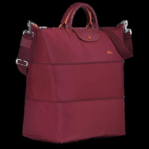 Travel bag, Garnet red - View 2 of  4 -
