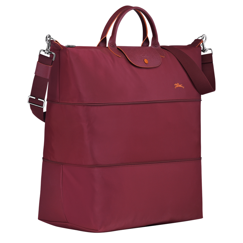 Travel bag, Garnet red - View 2 of  4 - zoom in
