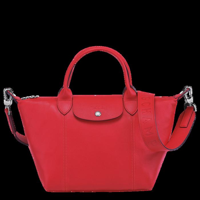 Top handle bag, Red, hi-res - View 1 of 3