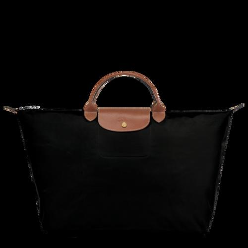 Travel bag L, Black/Ebony - View 1 of  5 -