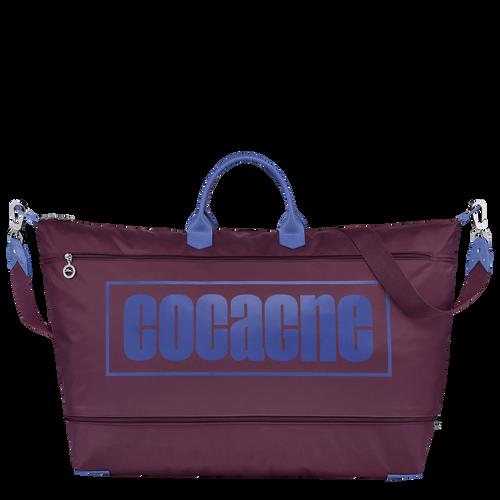Travel bag, Mahogany - View 4 of 4 -