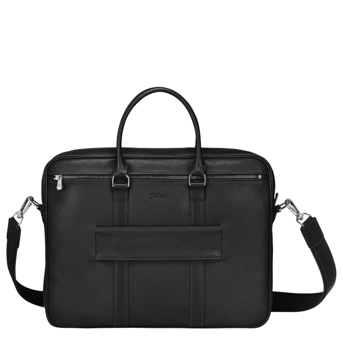 Briefcase S, Black - View 3 of  3 - zoom in