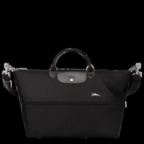 Reisetasche, Schwarz - Ansicht 4 von 4 -