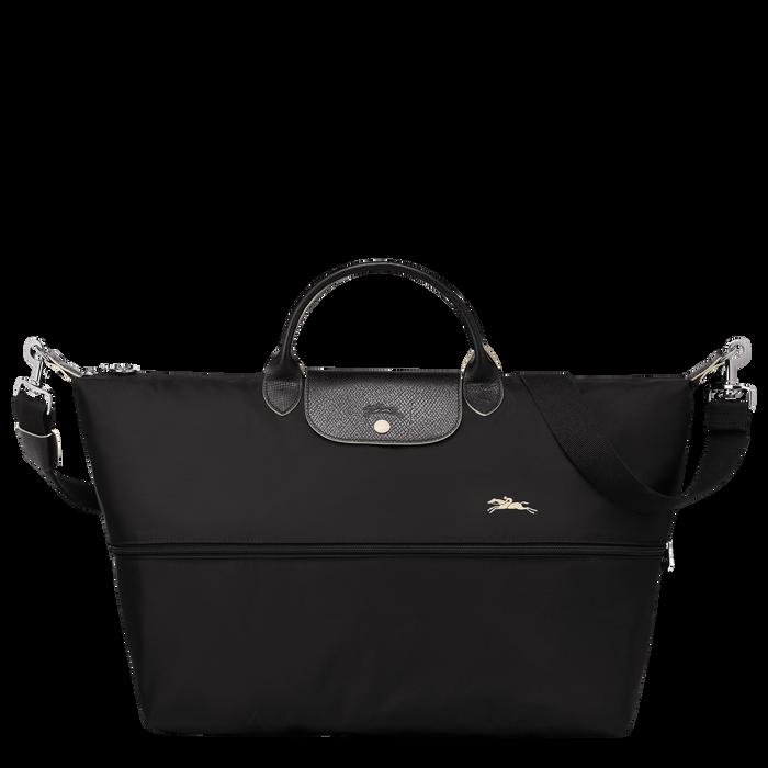 Reisetasche, Schwarz - Ansicht 4 von 4 - Zoom vergrößern