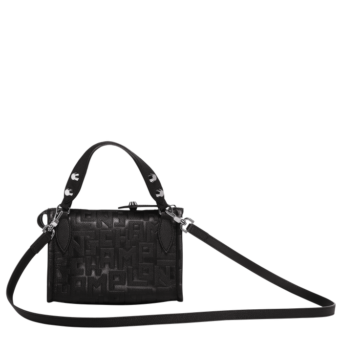 Crossbody bag, Black, hi-res - View 3 of 3