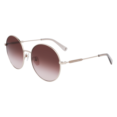 Sonnenbrille, Braun - Ansicht 2 von 2 -