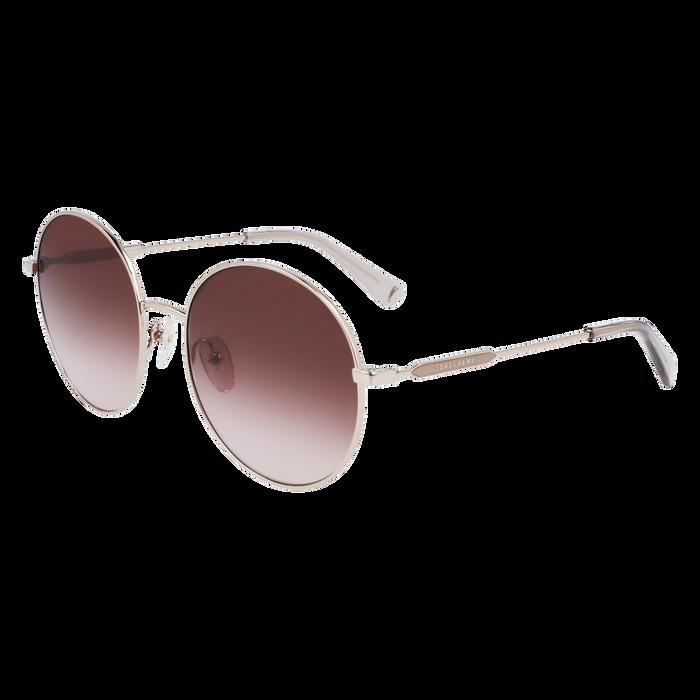 Sonnenbrille, Braun - Ansicht 2 von 2 - Zoom vergrößern