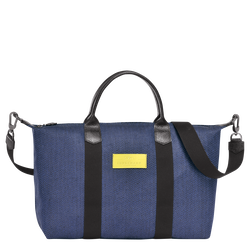 Top handle bag, 127 Blue, hi-res