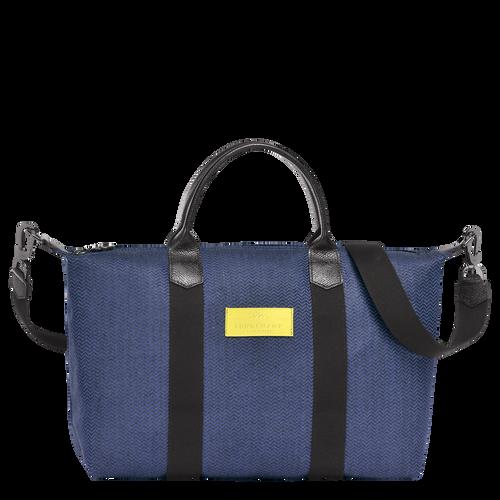 Top handle bag, 127 Blue, hi-res