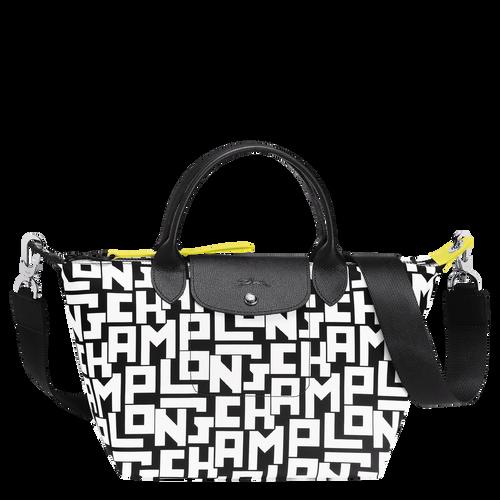 Top-Handle S, 067 Black/White, hi-res