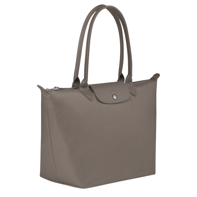 Shoulder bag L, Taupe - View 2 of  4 - zoom in