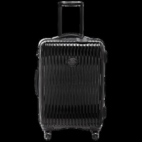 Koffer, Zwart/Ebbenhout - Weergave 1 van  3 -