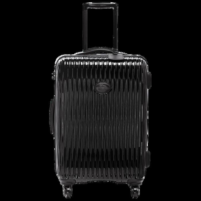 Koffer, Zwart/Ebbenhout - Weergave 1 van  3 - Meer inzoomen.