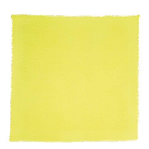 Schal, Neongelb, hi-res - View 1 of 1