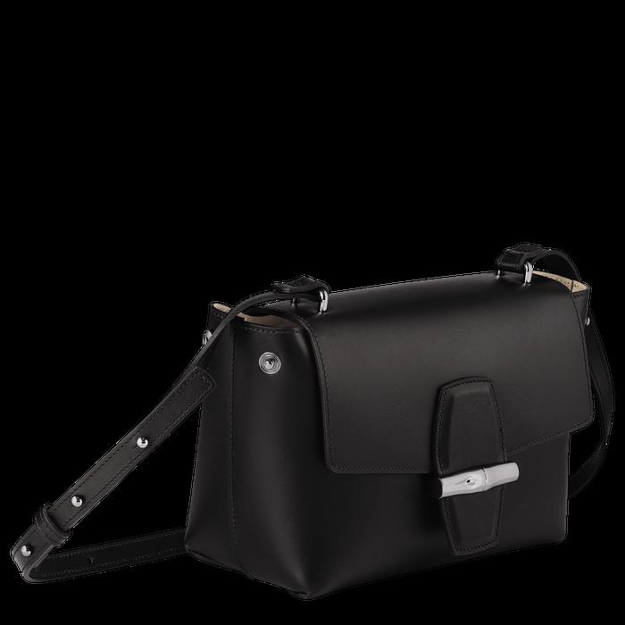 Crossbody bag, Black/Ebony - View 2 of  4 - zoom in