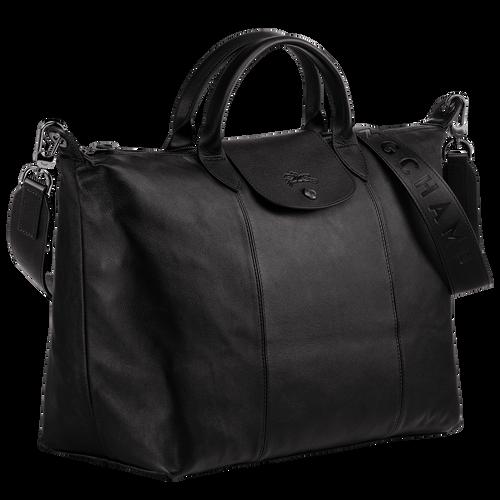 Handtasche L, Schwarz - Ansicht 2 von 10.0 -