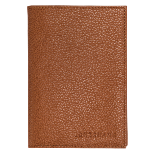 Passport cover, Caramel - View 1 of  2 -