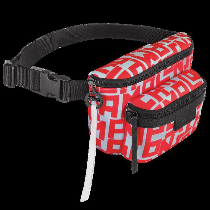Belt bag M, Sage/Poppy - View 2 of  3 - zoom in