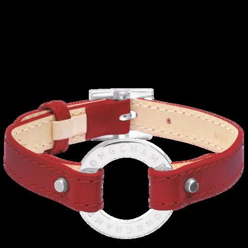Le Foulonné Bracelet, Red