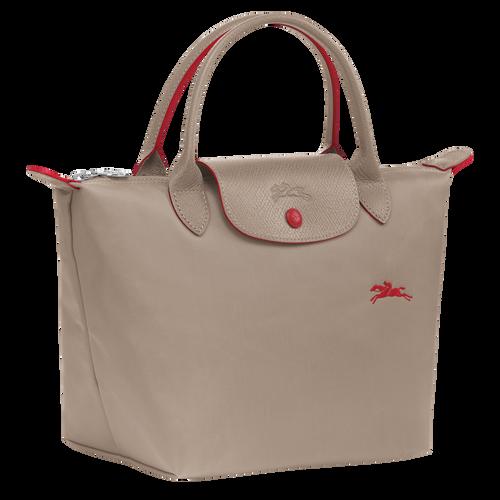 Top handle bag S, Brown, hi-res - View 2 of 4