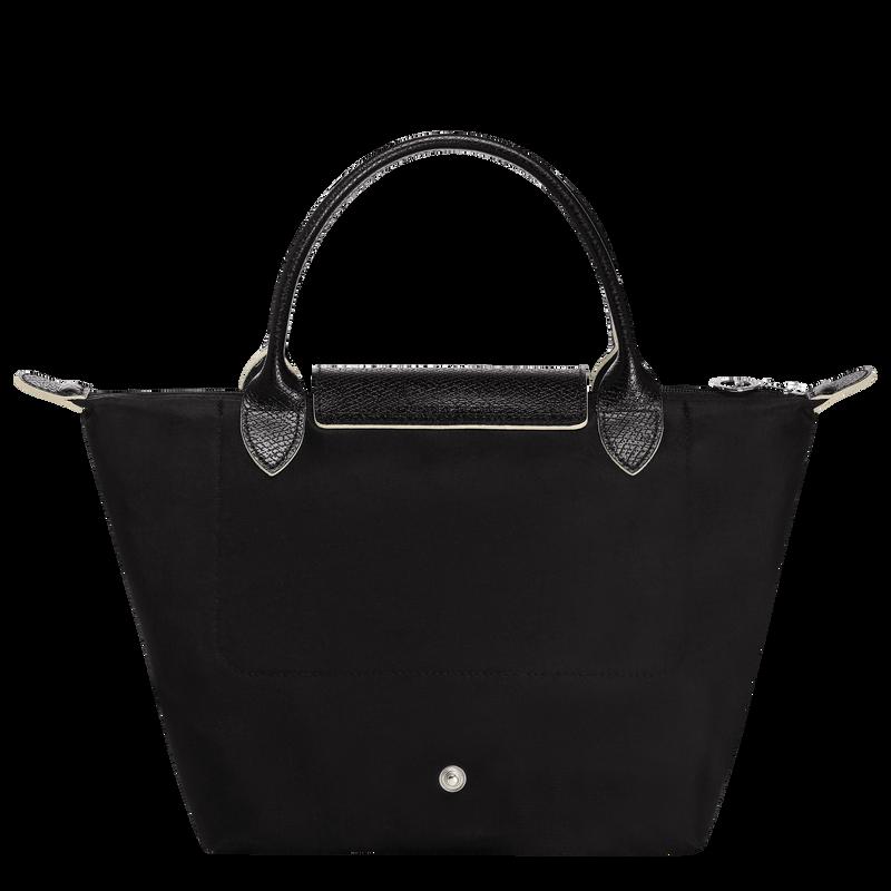 Le Pliage Club Top handle bag S, Black