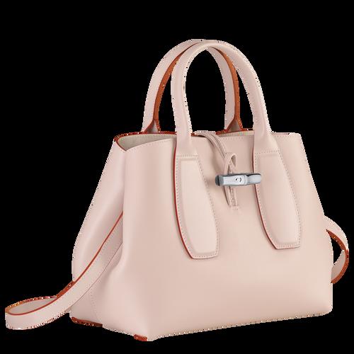 Top handle bag M, Powder - View 3 of  4 -