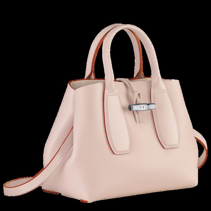 Top handle bag M, Powder - View 3 of  4 - zoom in