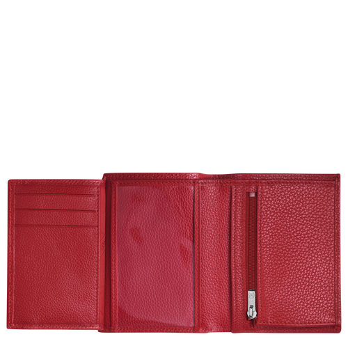 Wallet, Red - View 2 of  2 -