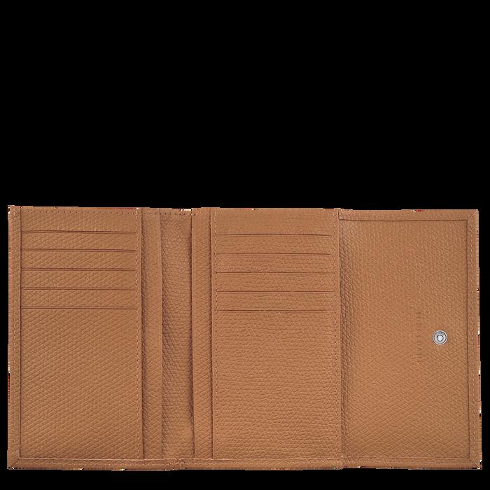 Kleine portemonnee, Naturel - Weergave 2 van  2 - Meer inzoomen.