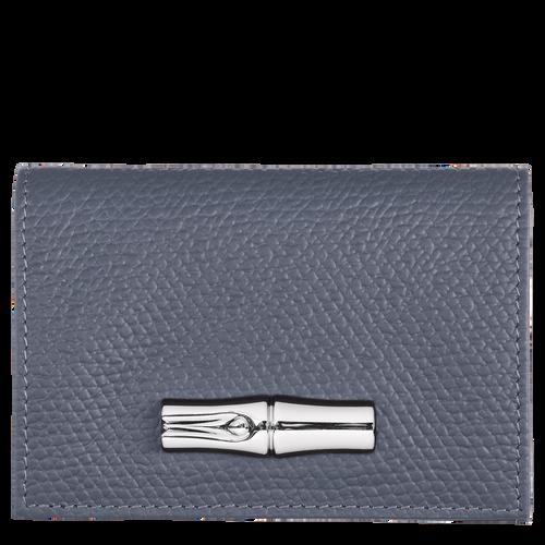 컴팩트 지갑, 파일럿 블루 - 1 이미지 보기 2 -