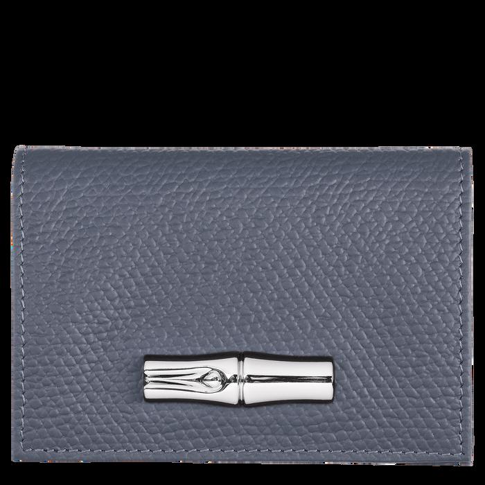 컴팩트 지갑, 파일럿 블루 - 1 이미지 보기 2 - 확대하기