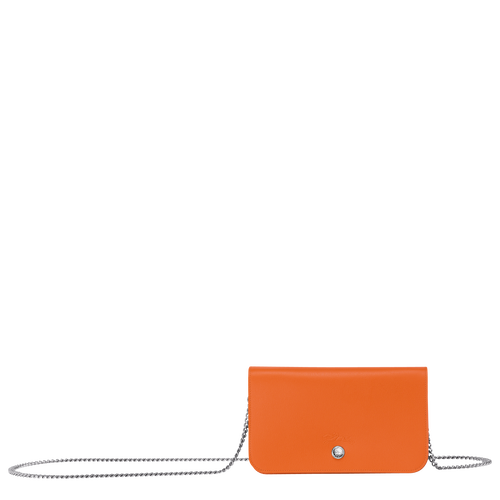 Wallet on chain, Orange, hi-res - View 1 of 3