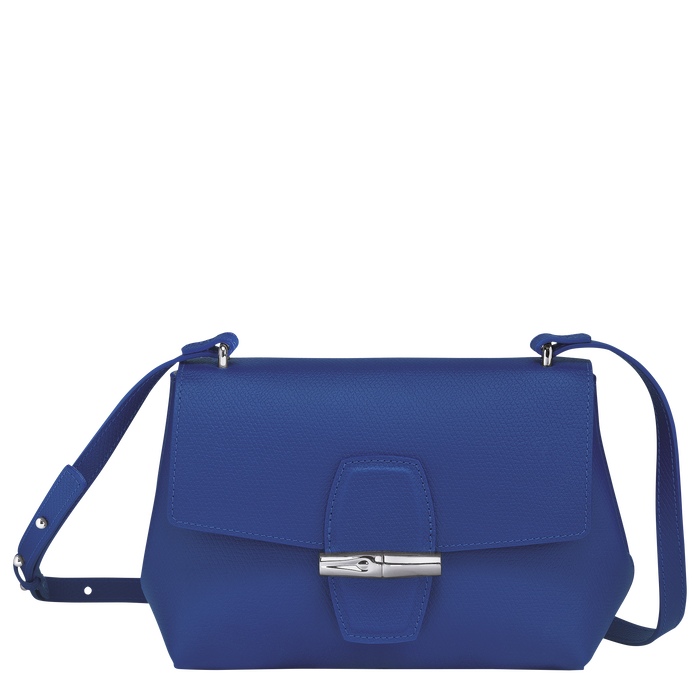 Crossbody bag, Blue - View 1 of  4 - zoom in