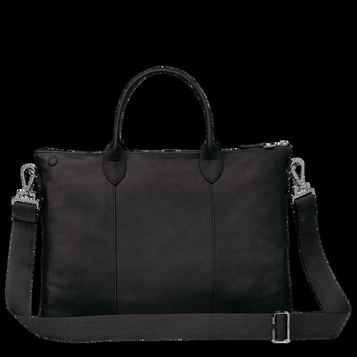 Top handle bag, Black - View 3 of  3.0 - zoom in