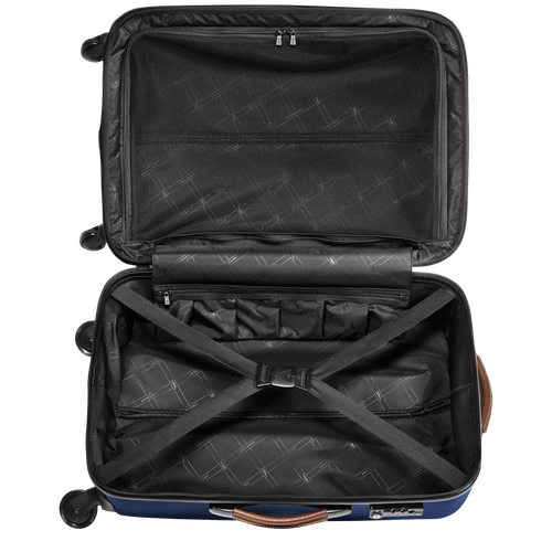 Koffer, Blauw - Weergave 3 van  3 -