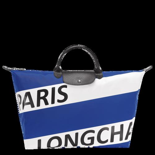Le Pliage Collection Travel bag L, Blue